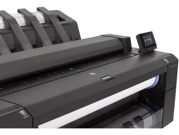 máy in hp T2500 in scan copy