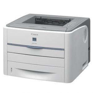 máy in trắng đen canon 3300