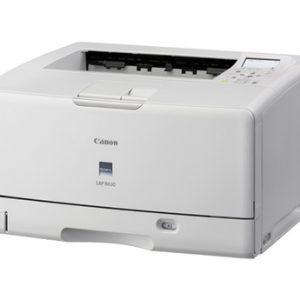 máy in bản vẽ trắng đen canon lbp 8630