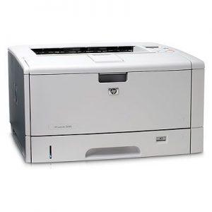 máy in bản vẽ hp laserjet 5200