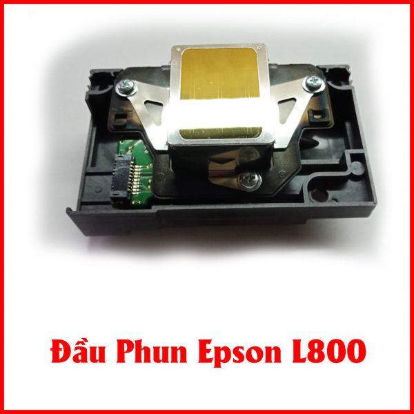 Đầu phun máy in epson T60